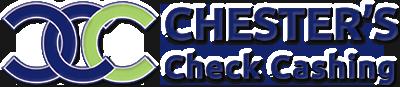Chester's Check Cashing Logo